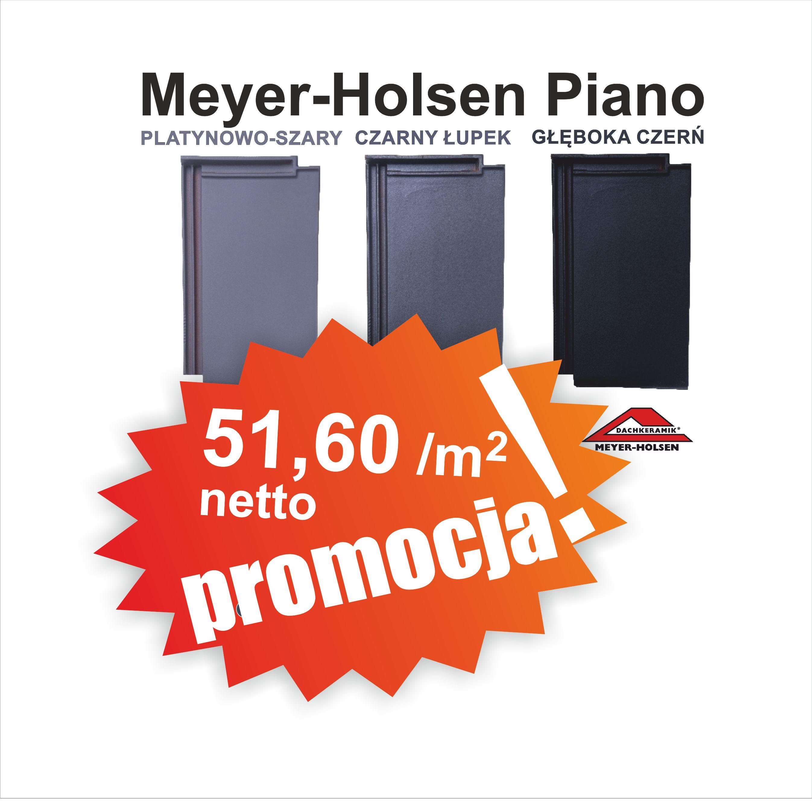 Piano promo